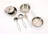 Набор посуды металлический 556-7
