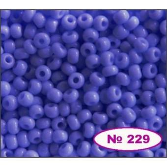 Чешский бисер Preciosa -229-33020,  натуральный