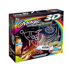 Доска для рисования Magic 3D Drawing Board YM-124/EL-623 (30 шт/ящ)