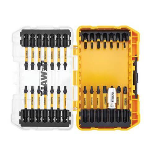 Набор бит EXTREME FlexTorq 29 шт. в кейсе TOUGH CASE системы TSTAK DeWALT DT70734T