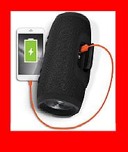JBL Charge 3 портативная bluetooth колонка Реплика ДжиБиЭль чарж 3 блютуз качественный звук Джбл 3
