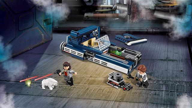 Lego Star Wars Спидер Хана Соло 75209