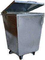 Бак мусорный 0,5 м. куб.