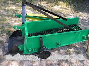 Картофелекопалка транспортерная до минитрактора, фото 2