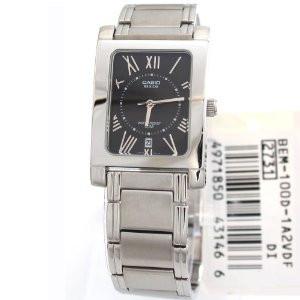 Чоловічий годинник Casio BEM-100D-1A2  продажа 5a7e2e6cebb71
