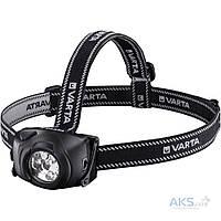 Фонарик Varta Indestructible Head Light LED x5 3AAA (17730101421)