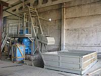 Фундамент — камінь природний, бетон важкий марки, залізобетон