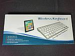 Bluetooth клавиатура BK3001BA + подарок, фото 4