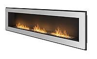Биокамин Simple Fire Frame 1800 белый, фото 1