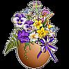 Поздравляем всех Вас со светлым праздником Пасхи!