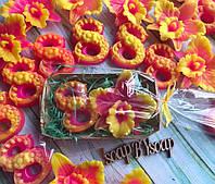 """Набор мыла """"8 марта и орхидея"""", фото 1"""
