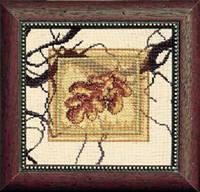 Набор для вышивания «Дубовый лист»