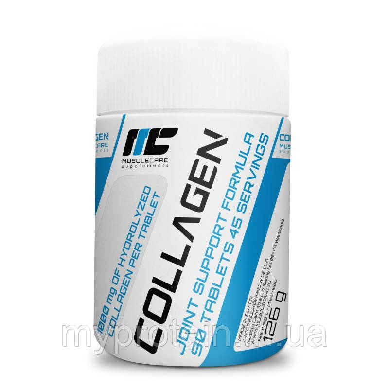 MuscleCareКоллаген Collagen 90 tab