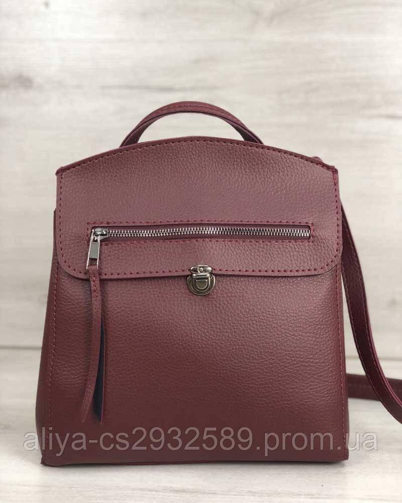 Молодежный сумка-рюкзак Дэнис бодового цвета