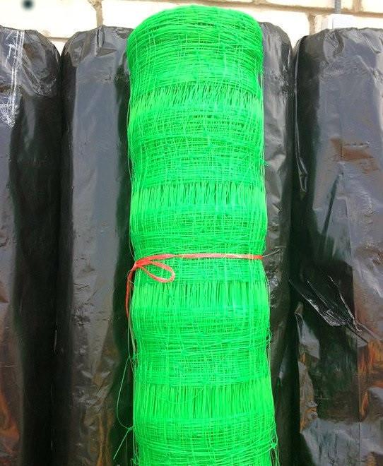 Сетка шпалерная Огуречная-Цветочная Agreen 1.7х500м Италия