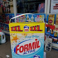 Стиральный порошок   Formil  XXL (100 стирок) 6,5кг., фото 1