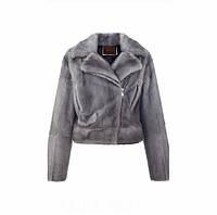 Куртка из норки натурального цвета, фото 1