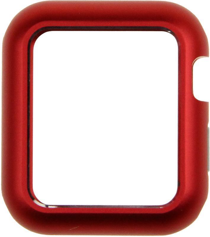 Магнітний чохол TOTO для Apple Watch 38mm (Series 3, 2, 1) Червоний