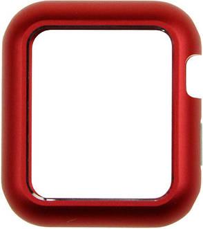 Магнітний чохол TOTO для Apple Watch 38mm (Series 3, 2, 1) Червоний, фото 2