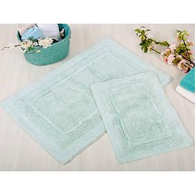 Набор ковриков Irya - Superior аква 60*90+40*60