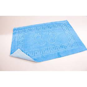 Коврик для ванной Lotus - 45*65 синий