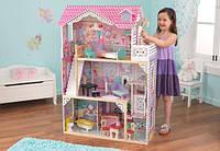 Кукольный деревянный домик Anabelle Dollhouse KidKraft 65079 Анабель