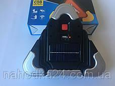 Аварийный знак Hurry bolt COB + LED фонарь и свечение, фото 3