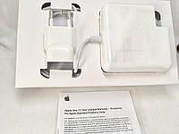 Блок питания Apple 85 Ватт Magsafe 2 MacBook pro A1424, фото 1