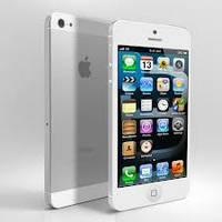 Заводская сборка iphone 5 H5 в белом цвете ,4 дюйма, 2 sim, Wifi, Jawa. Китайский телефон