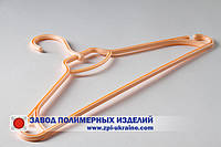 Плечики для одежды с поворотным крючком.