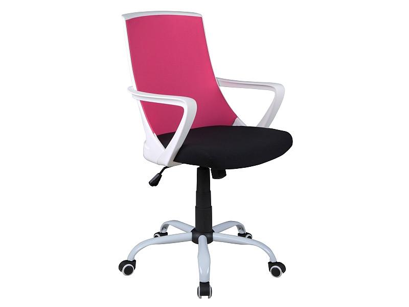 Офисное кресло Q-248(4 цвета:серый,розовый,черный) (Signal)