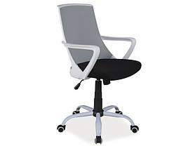 Офисное кресло Q-248(4 цвета:зеленый, серый,розовый,черный) (Signal), фото 3