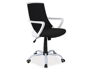 Офисное кресло Q-248(4 цвета:серый,розовый,черный) (Signal), фото 2