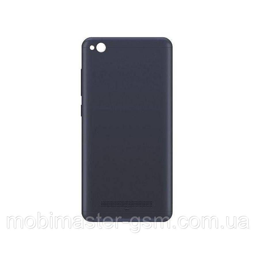 Задняя крышка Xiaomi Redmi 4A черная