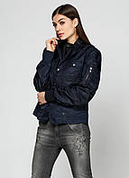Куртка женская DIESEL Black Gold цвет темно-синий размер 46 арт 00SX5QBGNJF