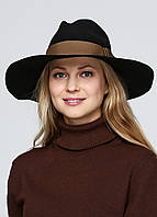 Шляпа женская DIESEL цвет черный размер 56 58 арт 00SJVR-0BAJI-900