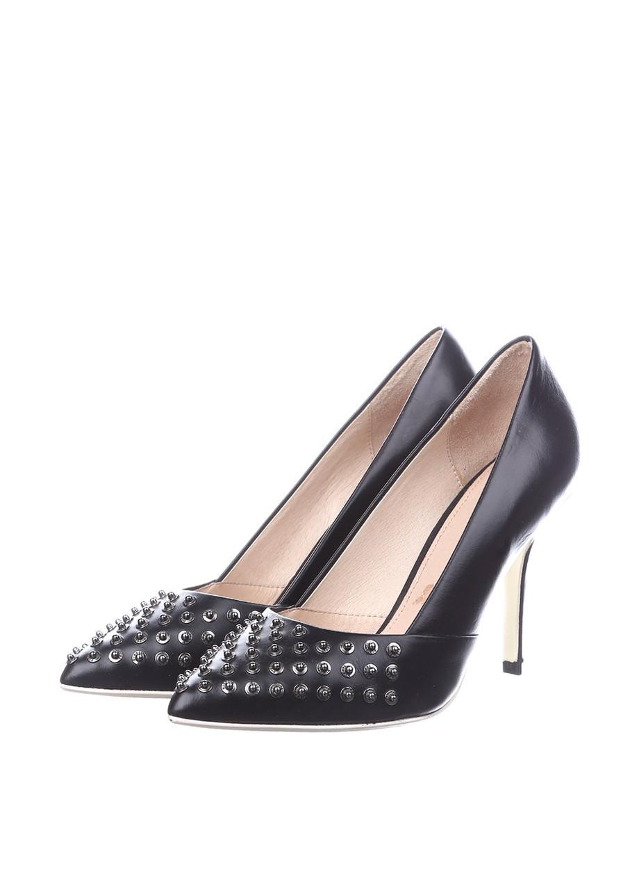 Туфли женские Diesel цвет черный размер 36 арт Y00903PR556T8013, фото 1