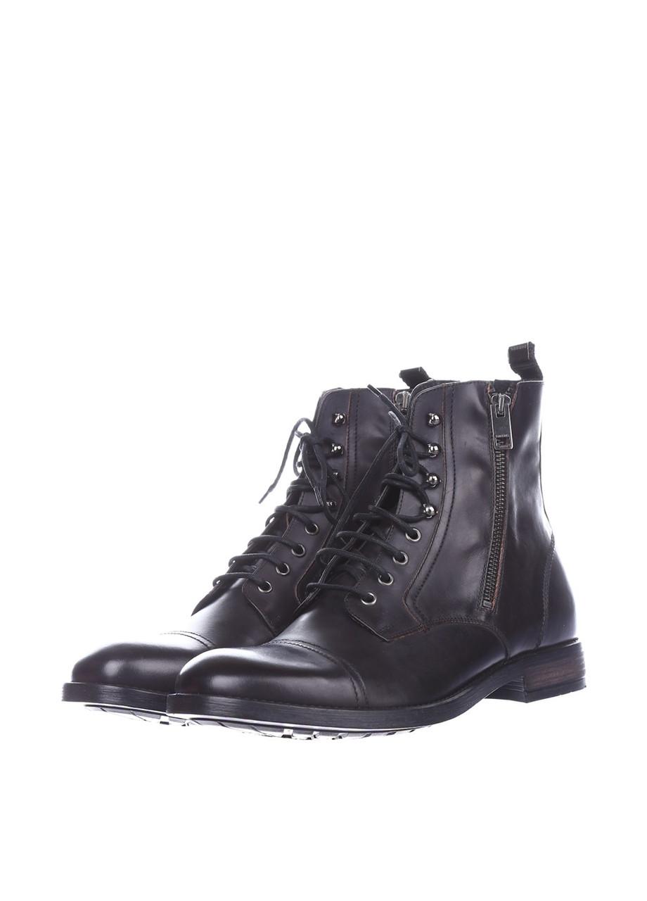 Ботинки мужские Diesel цвет черный размер 40 41 арт Y01152PR080T8013