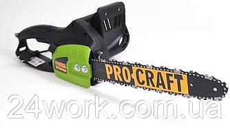 Цепная пила PROCRAFT K 1800(боковая)