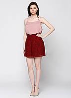 Юбка женская Maison Scotch цвет красно-черный размер M арт 127707