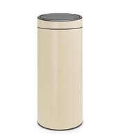 Ведро для мусора Brabantia Touch Bin 30 л Almond (115042), фото 1