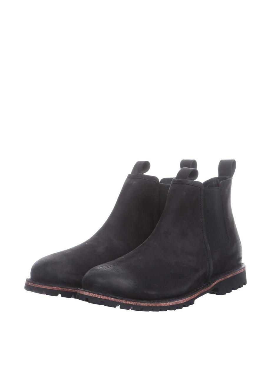 (Уценка) Ботинки мужские Blackstone цвет черный размер 49 арт (УЦ)KM16