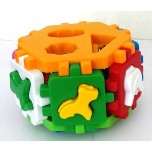 Куб Умный малыш Гексакон 2 Технок 1998