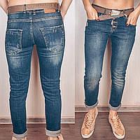 06f409fd514 650 грн. Оптовые цены. В наличии. Женские джинсы бойфренды с поясом Турция.  droll style