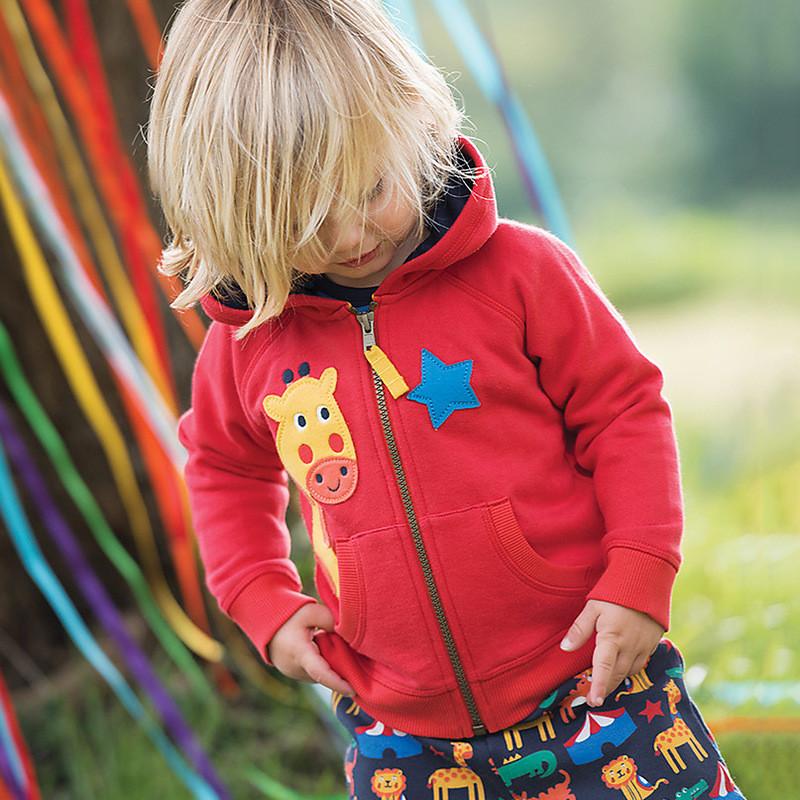 Кофта детская Жираф Little Maven