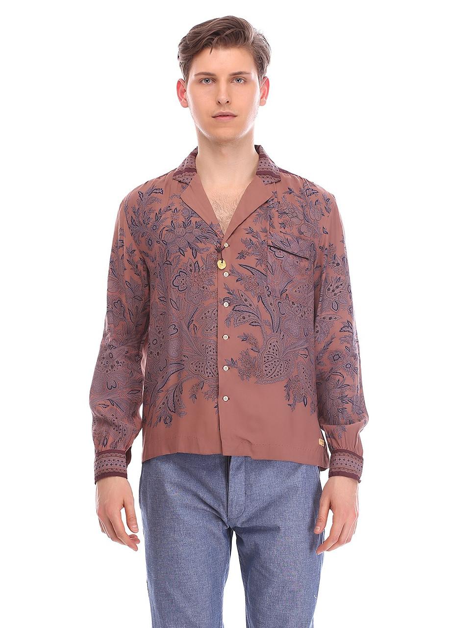Рубашка мужская Scotch&Soda цвет белый размер M арт 7415