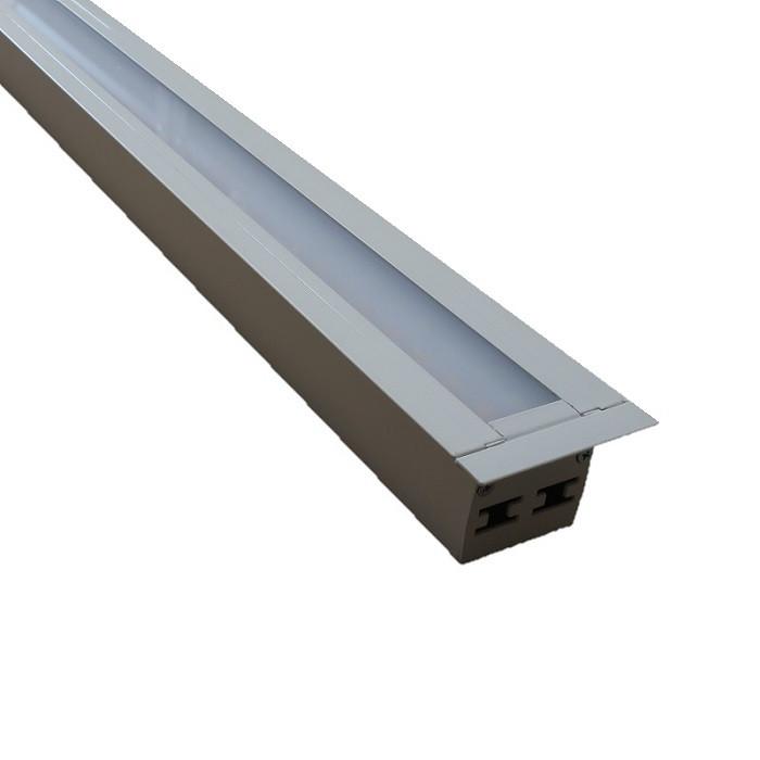 Z-LED VLS-1000 50W 6000Lm (40х60х1000) врезной линейный LED-светильник