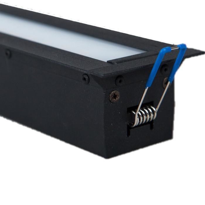 Z-LED VLS-1000 dim 50W 6000Lm (40х60х1000) диммируемый врезной линейный LED-светильник