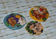 Готові страви для столу і нарізки