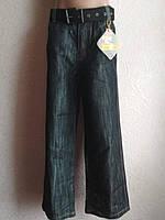 Детские джинсы для мальчика подростка 134 рост , фото 1